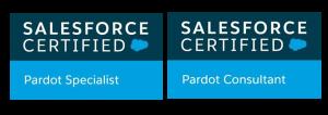 Pardot-certifcations